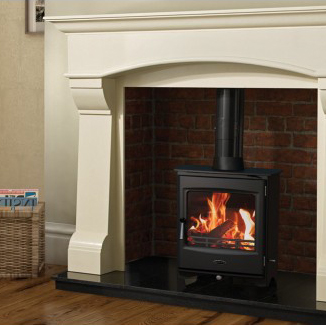 Henley Lincoln multifuel stove