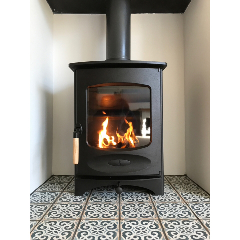 Charnwood C four woodburning stove