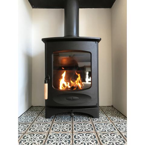 Charnwood C four woodburning stove