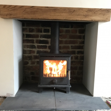 Ash 1 5kw multifuel stove