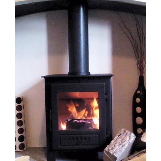 Esse one woodburning stove