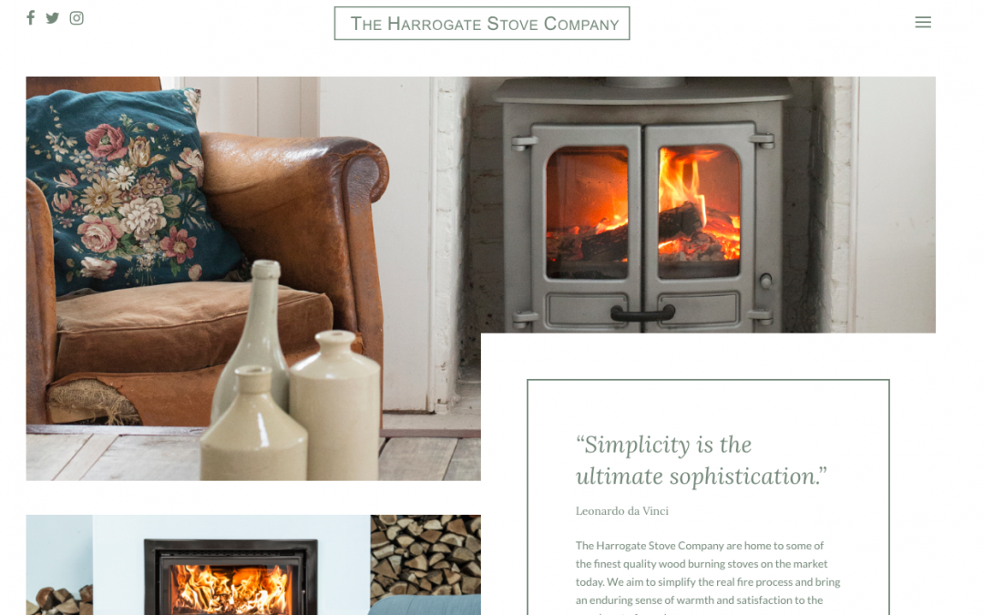 The Harrogate Stove Company